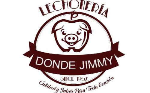 Lechoneria Donde Jimmy Logo